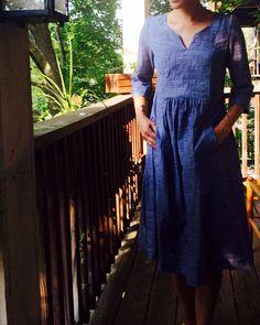 Liesl & Co. Cinema Dress | by nightknitter