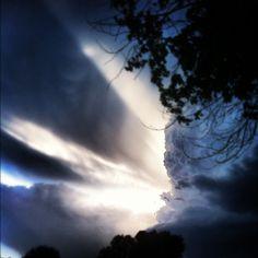 tornado is coming