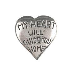 Pocket Compass - #Valentine #Gifts