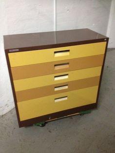 Vintage Metal Cabinet - dresser? office storage? —