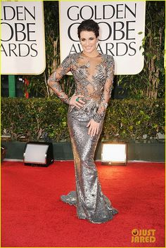 Golden globe 2012 #RedCarpet