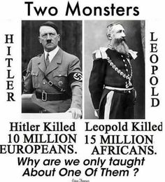 "These devils created hell on earth @digitaljournal ""King Leopold II of Belgium was responsible for the deaths and mutilation of 10 million…"