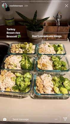 healthy snacks on the go for adults recipes for a day 2017 Lunch Meal Prep, Healthy Meal Prep, Healthy Snacks, Healthy Eating, Lunch Recipes, Diet Recipes, Cooking Recipes, Healthy Recipes, Nutrition