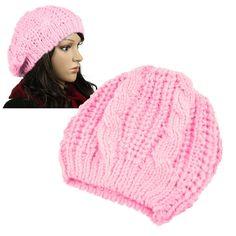 Zodaca Unisex Winter Knit Beanie