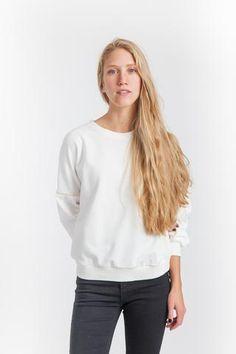 Andrea Sweatshirt Off White