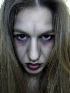 Zombie Look http://www.makeupbee.com/look.php?look_id=66321