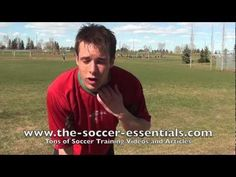 Soccer Passing Drills