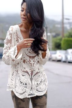 Awesome Summer Blouse