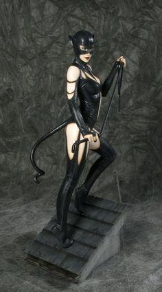DC Comics Catwoman Fantasy Figure Gallery Sixth Scale Statue. #Catwoman #Collectibles alteregocomics.com