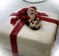 #torta #natale di http://www.simocakedesigner.it