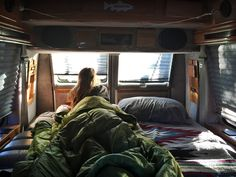 """solitudeseeking: """" Waking up to watch the sunrise over the hills """""""