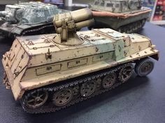 Robert Foster's models at the Panhandle Armor Modelers meeting at Bobe's Hobby House #tanks #plasticmodel