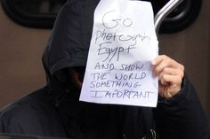 Benedict Cumberbatch Has An Awesome Message For The Paparazzi...I just keep liking him more and more...