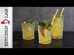 Σπιτική πορτοκαλάδα Επ. 19 | Kitchen Lab TV - YouTube Orange Soda, Moscow Mule Mugs, Pint Glass, Drinking, Glass Vase, Beverages, Homemade, Make It Yourself, Healthy