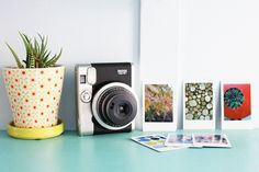 Have even more fun taking portraits - with an Instant Camera! This guide has a few ideas for getting those unique and beautiful instant shots.