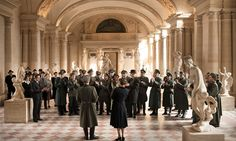 Bold and confident film from Aleksandr Sokurov roams the corridors of the Paris museum to reflect on its history from the Renaissance to the present