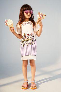 Stella McCartney moda para niños y niñas