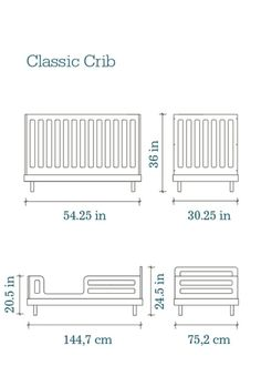 Toddler Bed Vs Twin Measurements
