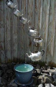 teapot waterfall