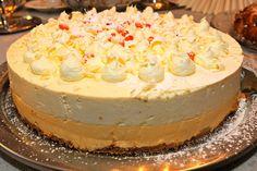 Lämmöllä tehtyä: Tyrni-valkosuklaakakku