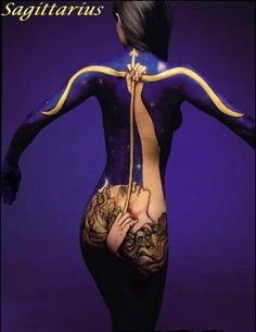 sagittarius tattoos women   best unique sagittarius tattoo designs full body
