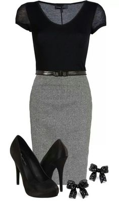 Sparkle work outfit I love this outfit! Work Outfit Love this outfit Office Outfits, Mode Outfits, Casual Outfits, Fashion Outfits, Womens Fashion, Fashion Trends, Fashionista Trends, Office Attire, Office Wear