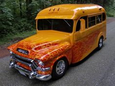 1955 GMC Hot Rod School Bus/Rv - Image 1 of 24