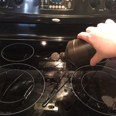 Glass Stove Cleaning Hacks