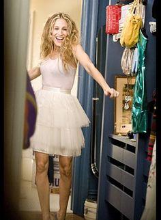 The original Carrie tutu dress - LOVE it!!