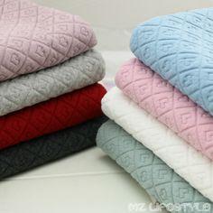 Buulqo Nueva llegada 50x155 cm corazón jacquard tela de algodón engrosada por medio metro DIY de coser de algodón ropa de invierno tela