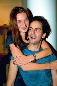 Kate Moss & Marc Jacobs, 1998