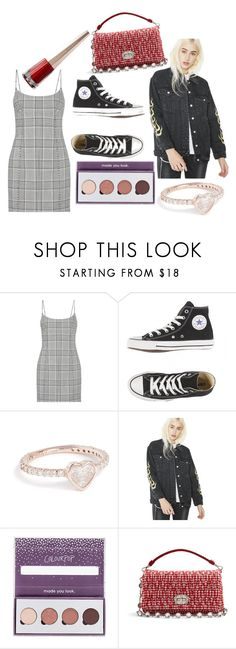 """""""special"""" by annabellispeterson ❤ liked on Polyvore featuring Alexander Wang, Shay, Honey Punch, ColourPop and Miu Miu"""