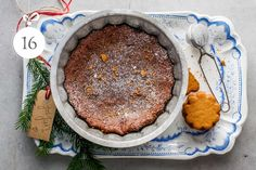 Pepparkakskladdkaka Merry And Bright, Christmas Inspiration, Ethnic Recipes, Food, Meal, Eten, Meals