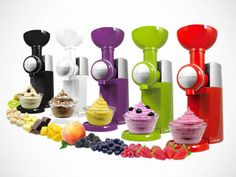 LivingSocial Shop: Frozen Fruit Dessert Maker