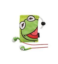 Kermit Noise Isolating Earphones
