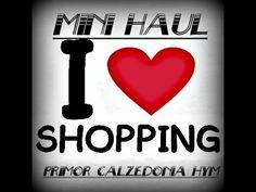 Mini Haul: Primor, Calzedonia y HyM - http://yoamoayoutube.com/blog/mini-haul-primor-calzedonia-y-hym/