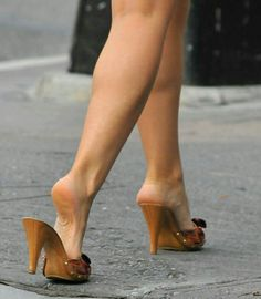 Wooden mules and great calves