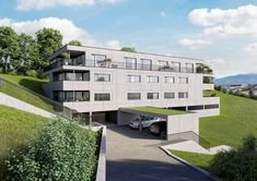 STOMEO Visualisierungen 3d, Mansions, House Styles, Home Decor, Architecture Visualization, Real Estates, Floor Layout, Decoration Home, Room Decor