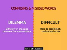 Commonly Used Words Which Sound Alike But Have Different Meanings English Idioms, English Phrases, Learn English Words, English Lessons, English Grammar, English Vinglish, Fluent English, English Class, Advanced English Vocabulary