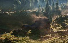 Mystic cottage by Aleš Krivec on 500px