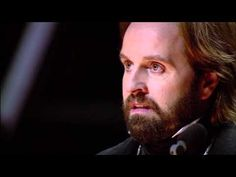 Les Misérables Alfie Boe Who Am I    I really do think I'm in love a wee bit. Beardy and musical. Mmm...