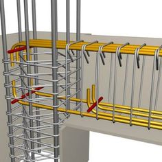Bending of the reinforcement bars is made by strict rules which will keep the concrete safe from cracks. The minimum diameter Øm (mandrel diameter)...