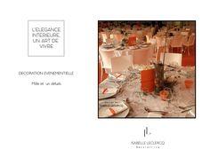 Design by ISABELLE LECLERCQ DESIGN