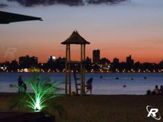 Playa San Jose Departamento de Itapua-Paraguay