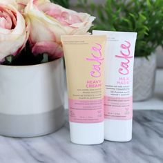 Cake Beauty vegan and cruelty free hand creams for dry winter skin