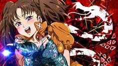Diane Seven Deadly Sins Nanatsu No Taizai Anime Girl 1366x768