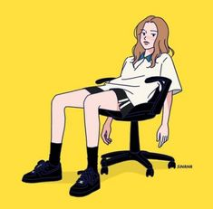 Ideas Digital Art Girl Anime Drawings For 2019 Aesthetic Art, Aesthetic Anime, Character Illustration, Illustration Art, Character Art, Character Design, Digital Art Girl, Illustrations, Art Sketchbook