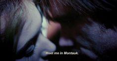 Eternal Sunshine of the Spotless Mind    Meet me in Montauk – Clementine Kruczynski