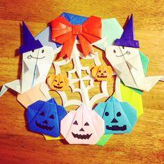 ハロウィンのデコレーションはもう進んでいますか?今回は小さいお子さまとでも楽しんで作れる、折り紙のおばけやジャックオーランタンの作り方のご紹介です。お部屋の飾りつけにもぴったりだし、100均折り紙などプチプラでできるし、なによりお子様にも喜んでもらえるのが嬉しいポイント。今年は、手作りのハロウィンキャラクターで、にぎやかに飾り付けをしてみませんか?