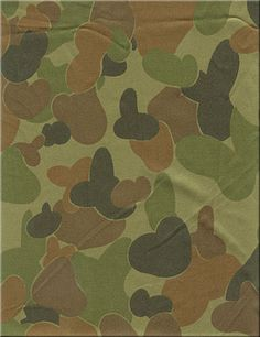 Australian Disruptive Pattern Camouflage 1986 to present